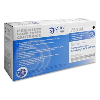 Elite Image Toner Cartridge For SCX4521D3, Page Yield 3, 000