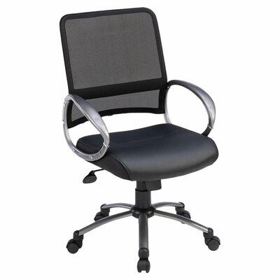 Lorell Mid-Back Mesh Task Chair