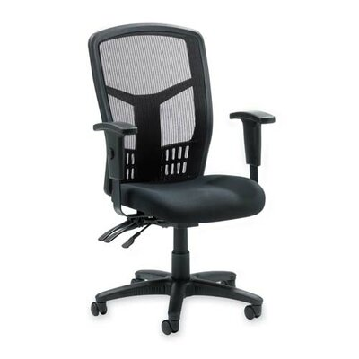 Lorell 86000 Series High-Back Executive Chair with Arms