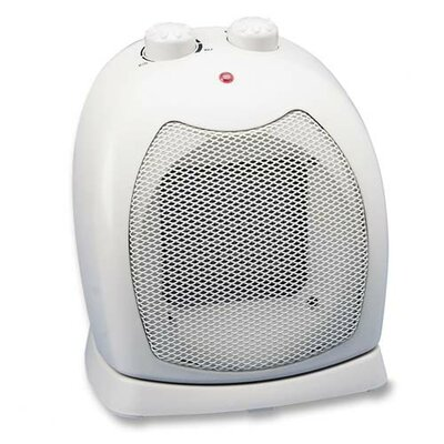 1,000 Watt Ceramic Compact Electric Space Heater