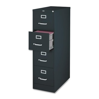 Lorell 4-Drawer Vertical File Cabinet