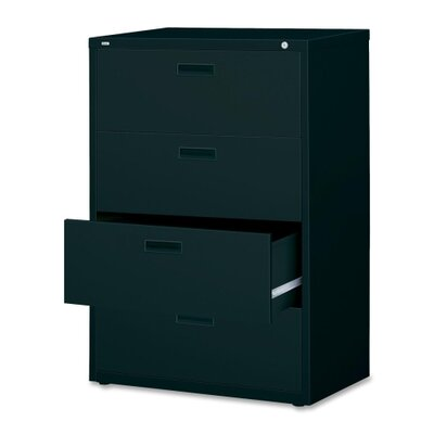 Lorell 4-Drawer Lateral File