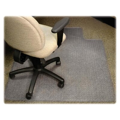 Antistatic Diamond Beveled Edge Chair Mat