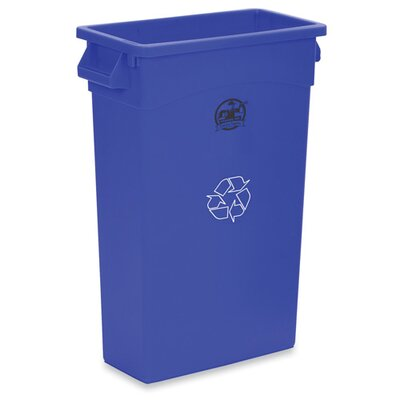 Genuine Joe 23 Gallon Curbside Recycling Bin