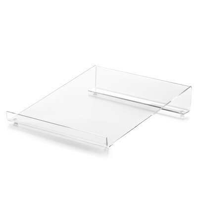 Compucessory Compucessory Acrylic Large Calculator Stand, Clear