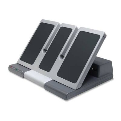 Compucessory Compucessory Desktop Charger Station, Gray