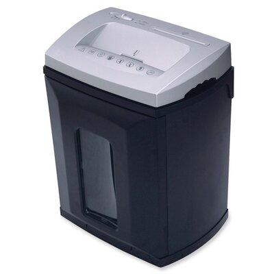 Compucessory Compucessory Personal Cross Cut Shredders, Gray