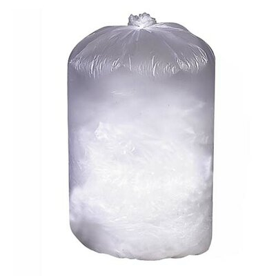 Compucessory Translucent Shredder Bags, White