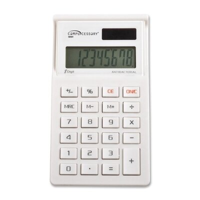 Compucessory 8-Digit Handheld Calculator