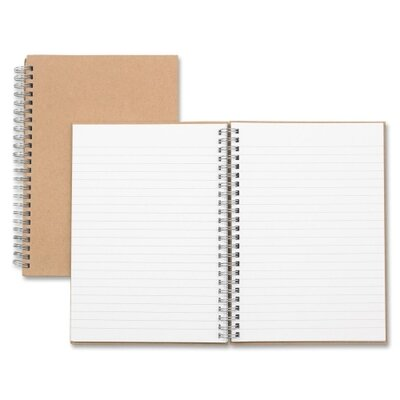 Nature Saver Hardcover Notebook