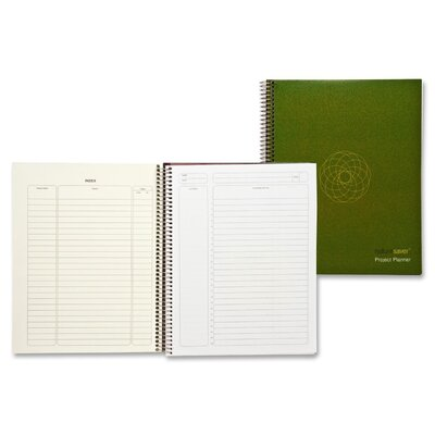 Nature Saver Wirebound Notebook