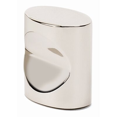 Alno Inc Contemporary III Oval Knob