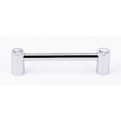 "Alno Inc Swarovski Crystal 4"" Bar Pull"