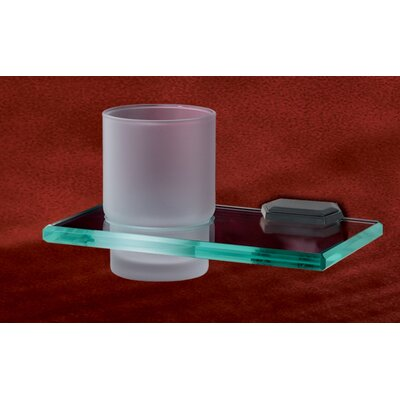Alno Inc Nicole Tumbler Holder with Tumbler