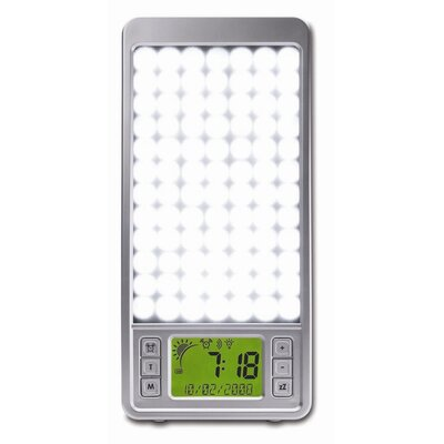 Sunrise Systems Light Box Alarm Clock