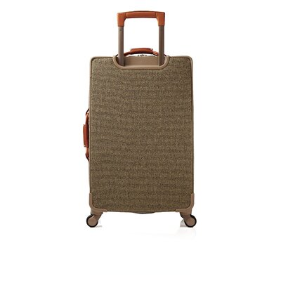 "Hartmann Tweed Belting 26"" Spinner Suitcase"
