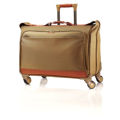 Hartmann Intensity Belting Carry On Spinner Garment Bag