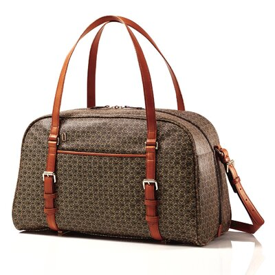 Hartmann Wings Belting Weekender Satchel