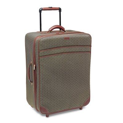 "Hartmann Wings 27"" Expandable Mobile Traveler in Cognac"
