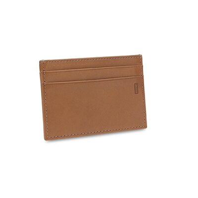 Hartmann J Hartmann Reserve Calling Card Case in Natural