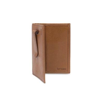 J Hartmann Reserve All-in-One Wallet in Natural