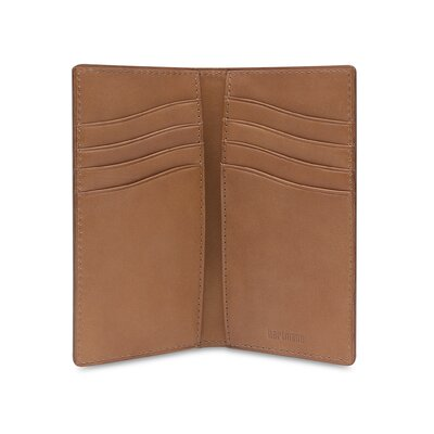 Hartmann J Hartmann Reserve Credit Card Wallet in Natural