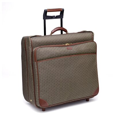 Hartmann Wings 50&quot; Mobile Traveler Garment Bag in Cognac