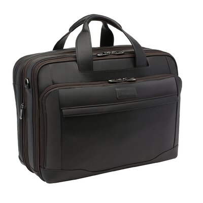 Hartmann Aviator Leather Briefcase