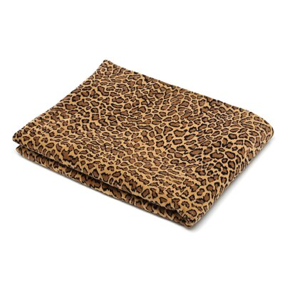 Chooty & Co Bobcat Polyester Topstitched Throw