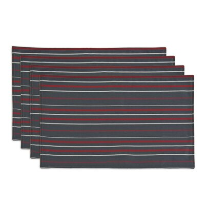 Chooty & Co Multi Stripe Placemat (Set of 4)