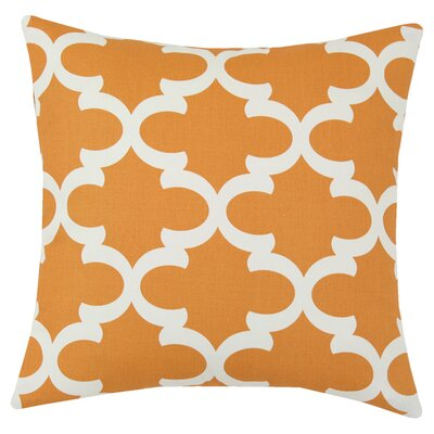 Chooty & Co Fynn Cinnamon Macon Fiber Pillow (Set of 2)
