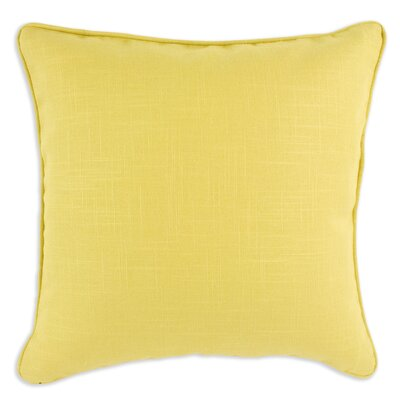 Chooty & Co Circa Solid Lava Corded Pillow