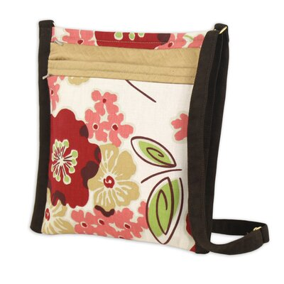 Chooty & Co Sidney Rainforest Hyannis Palomino Foam Padded Ipad Bag