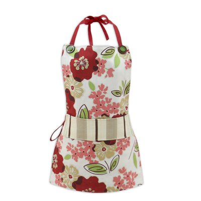Chooty & Co Sydney Rainforest and Soho Hazelnut Reversible Apron