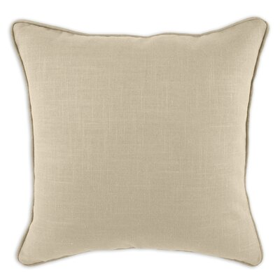 Jefferson Driftwood Linen Pillow