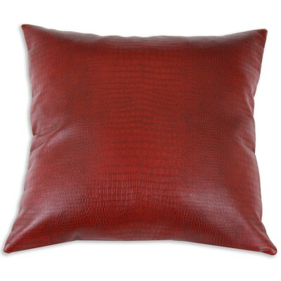Chooty & Co Tinga Rojo Polyurthene Pillow