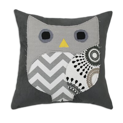 Chooty & Co Passion Suede Polyester / Cotton Blend Pillow