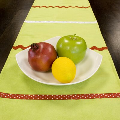 Passion Suede Table Runner