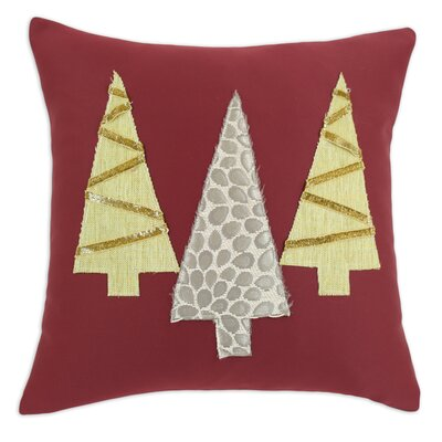 Chooty & Co Sateen 2 Trees and 1 Mosaic Pillow