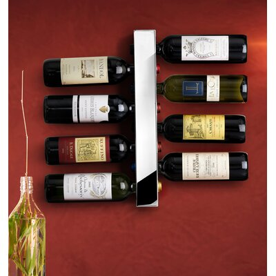Vynebar 8 Bottle Wall Mounted Wine Rack