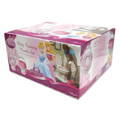 Ginsey Disney Princess Combo Set