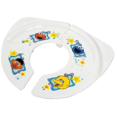 Ginsey Sesame Street Traveling / Folding Potty