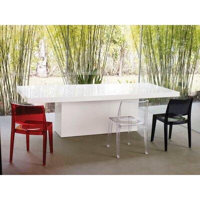 Luxo by Modloft Beech Dining Table