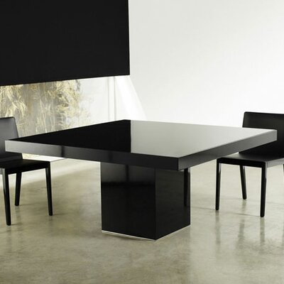 Luxo by Modloft Beech Dining Table