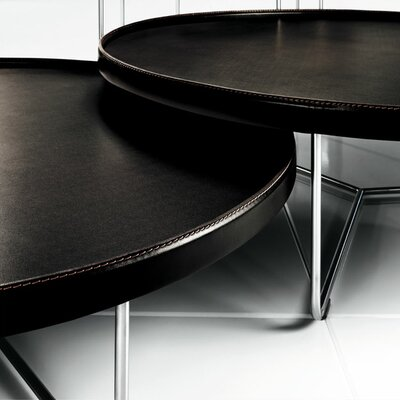 Luxo by Modloft Adelphi High Coffee Table