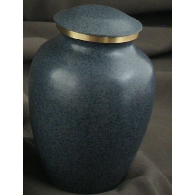 Star Legacy Funeral Network Pebble Stone Granite Finish Extra Small Infant / Child Urn with Velvet Bag