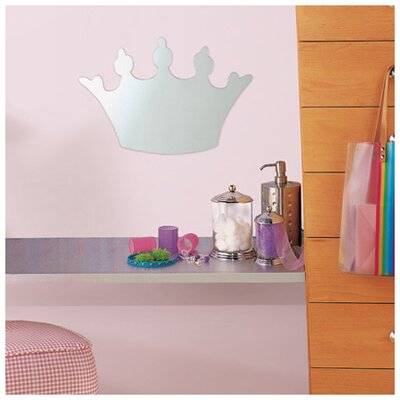 Room Mates Wall Mirrors Princess Peel and Stick Large Decal