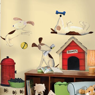 Room Mates Megapacks Doggie Treats Wall Decal