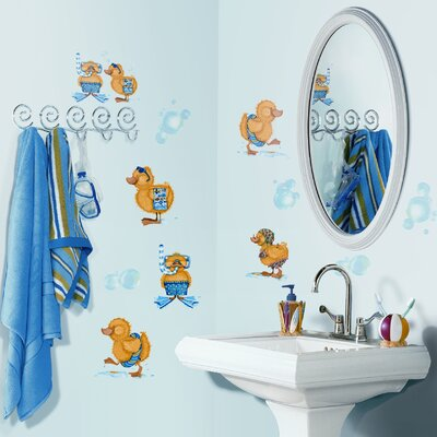 Studio Designs Bubble Bath Window Sticker