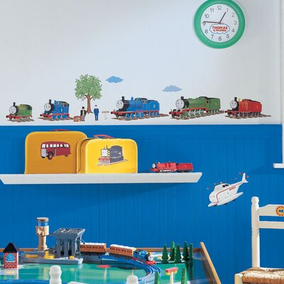 Room Mates Favorite Characters Thomas and Friends Wall Decal